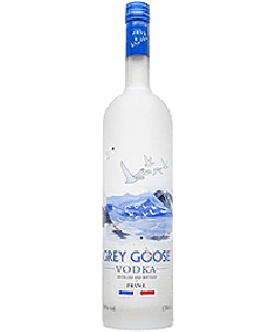 Grey Goose vodka litar i po