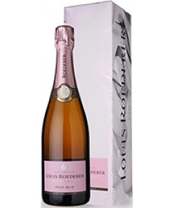 Louis Roederer Brut Rose Graphic Gift Box Magnum