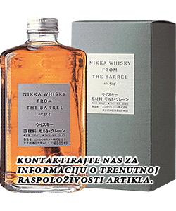 Nikka whisky from the barrel viski cena