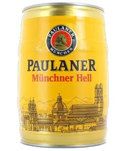 Paulaner Original Münchner Hell 5 l bure