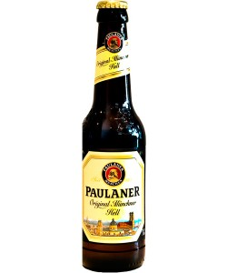 Paulaner Original Münchner Hell 0,33 l