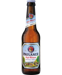 Paulaner Hefe-Weissbier Naturtrüb 0,33 l
