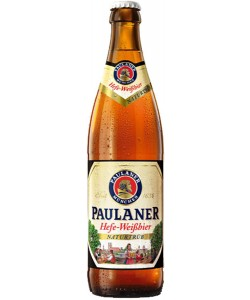 Paulaner Hefe-Weissbier Naturtrüb 0,5 l