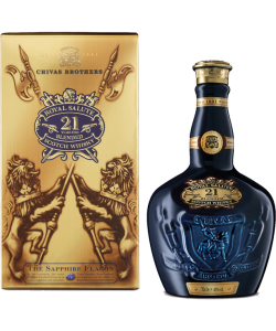 Viski Royal Salute 21yo
