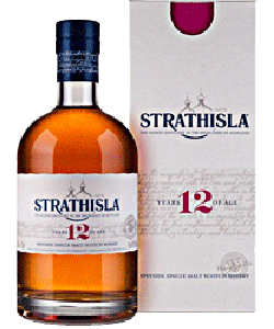 Strathisla 12yo single malt viski