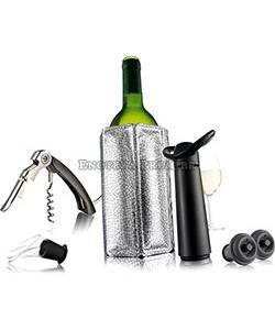 Vacu vin essential set za vino cena