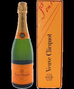 Veuve Clicquot Ponsardin Brut Gift box