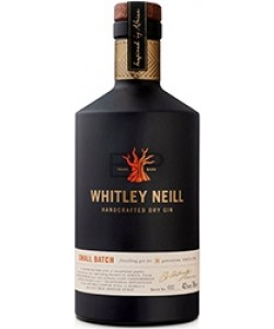 Whitley Neill Small Batch Dry Gin