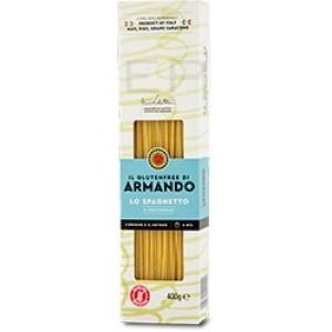 Pasta Armando Lo Spaghetto bez glutena 400g