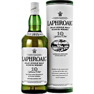 Laphroaig 10yo godina star single malt viski.