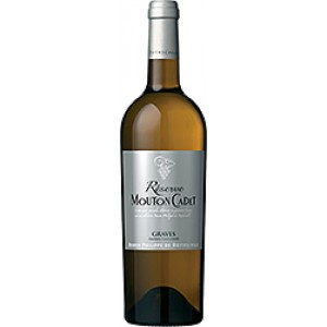 Baron Philippe de Rothschild Graves Blanc reserva belo vino