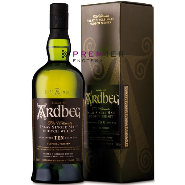 Ardbeg 10 Years Old single malt viski