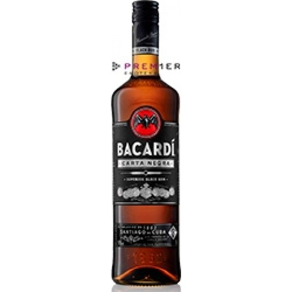 Bacardi Black Carta Negra
