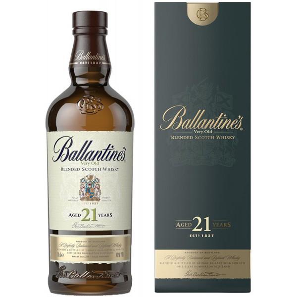 Balantine's 21YO škotski viski