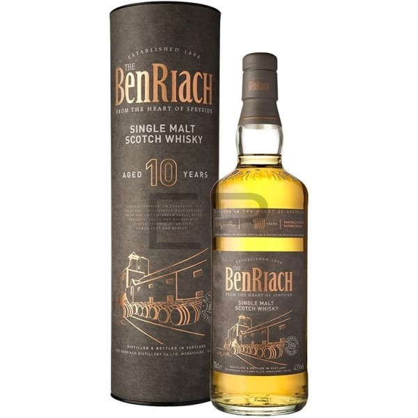 BenRiach 10YO single malt viski