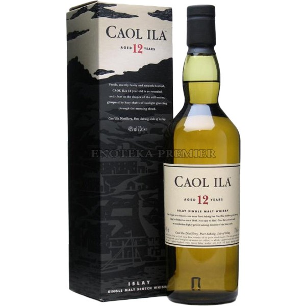 Caol ila12yo single mat whisky