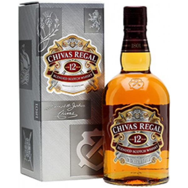 Chivas Regal 12yo viski