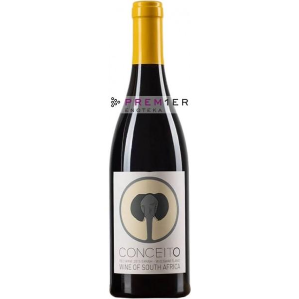 Conceito Vinhos Syrah Swartland