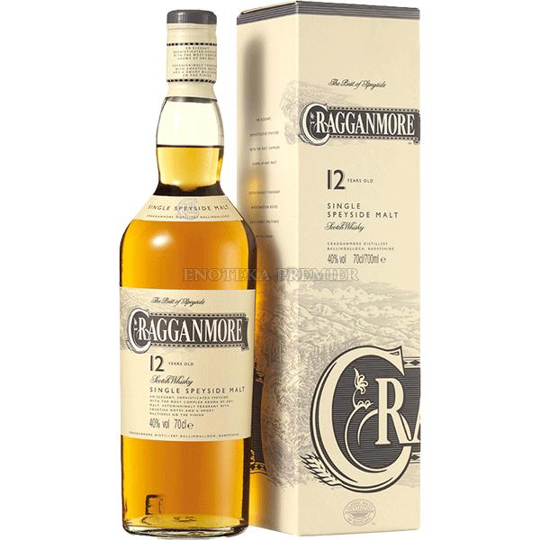 Cragganmore 12yo single malt viski