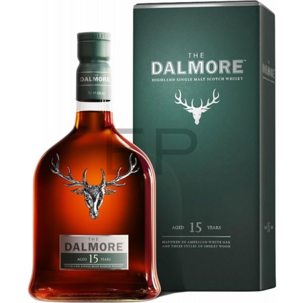 Dalmore 15 YO Single Malt viski