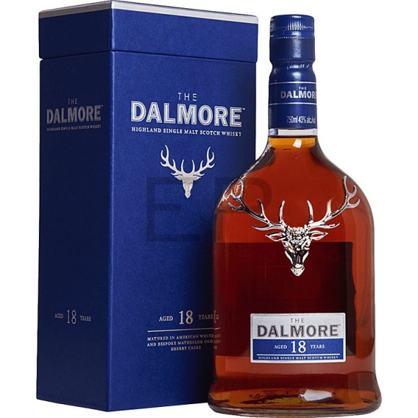 Dalmore 18 YO Single Malt viski