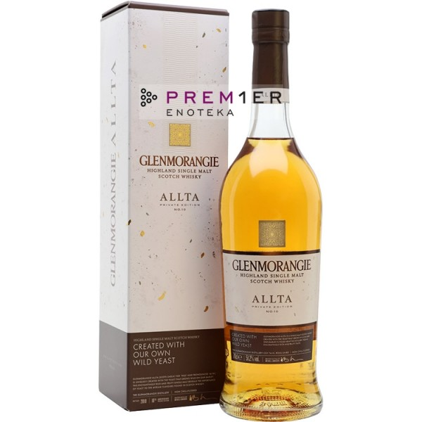 Glenmorangie Allta Private Edition single malt viski