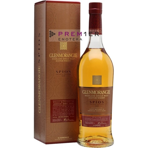 Glenmorangie Spìos Private Edition single malt viski
