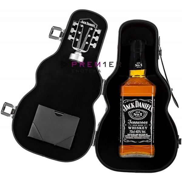 Jack Daniels No.7 Guitar Case