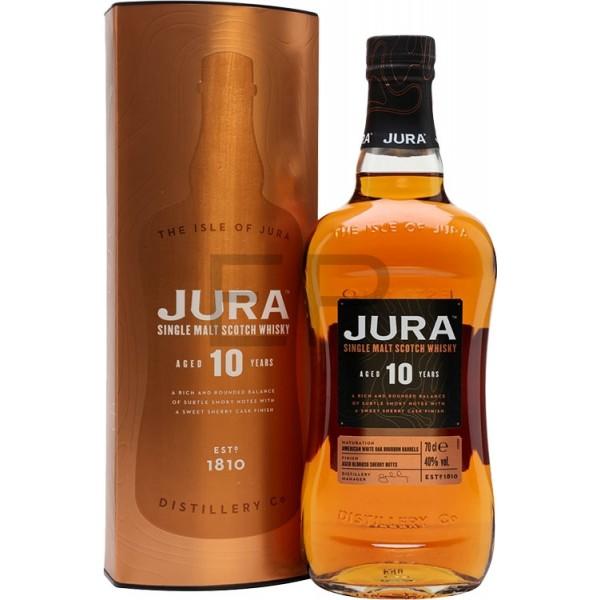 Jura 10 YO Single Malt viski