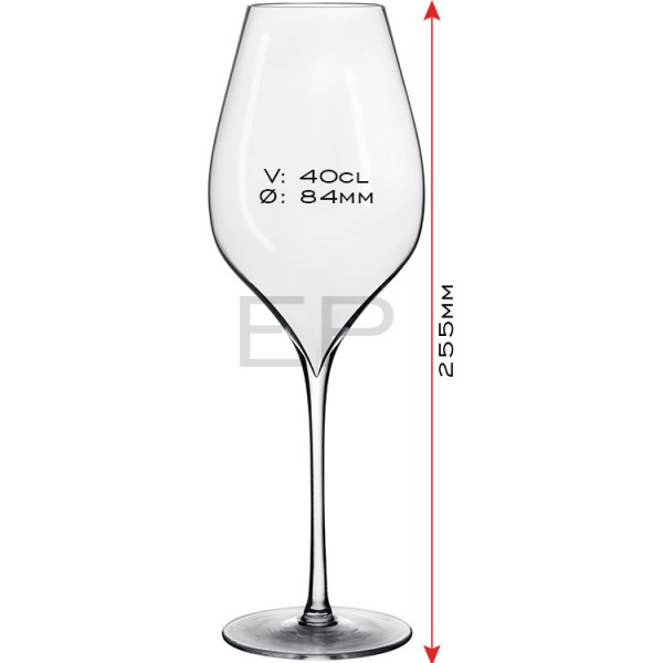 Lehmann Glass A. Lallement N°4 40cl 6/1