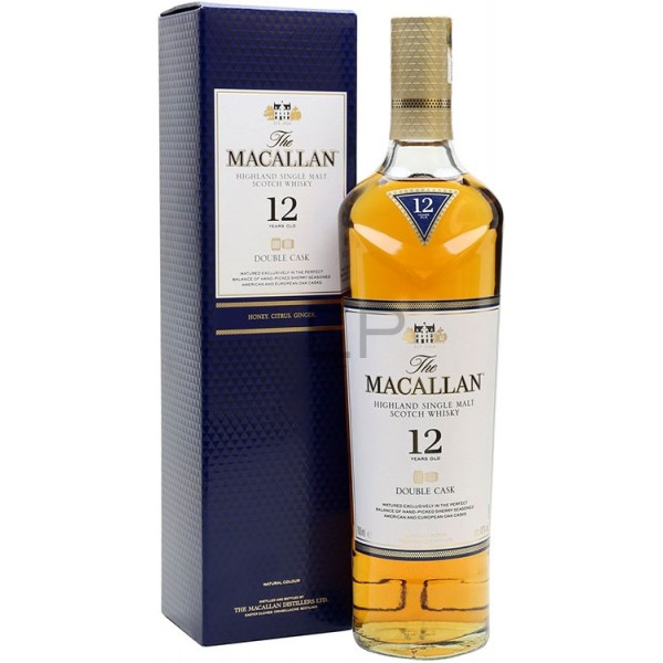 Macallan 12YO Double Cask