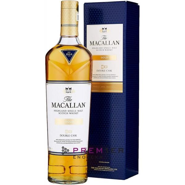 Macallan Gold Double Cask single malt