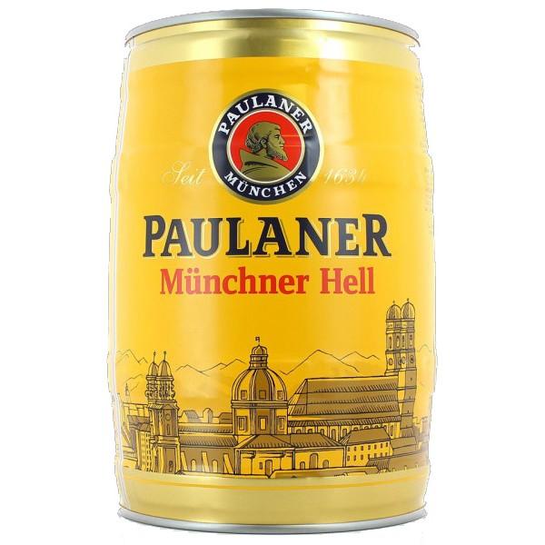 Paulaner Original Münchner Hell 5l bure