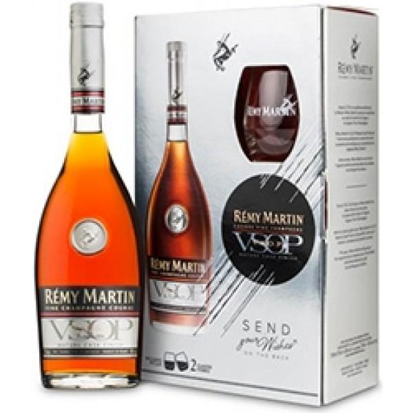 Remy Martin VSOP Gift sa dve čaše