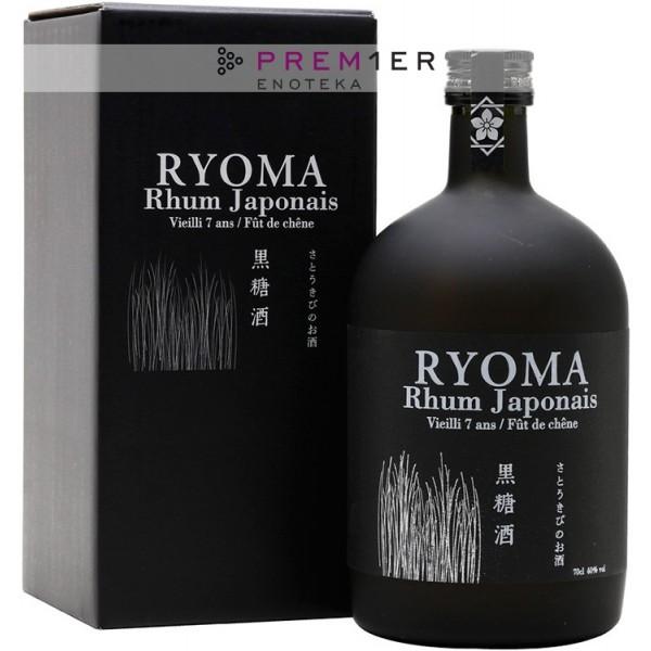 Ryoma Rum 7YO Oak Cask