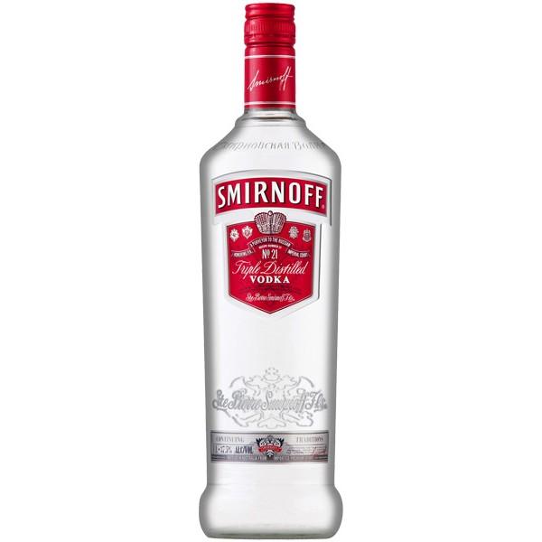 smirnoff red votka