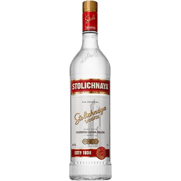 Stolichnaya original votka