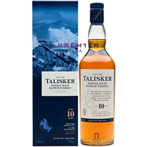 Talisker 10 Year Old Single Malt viski