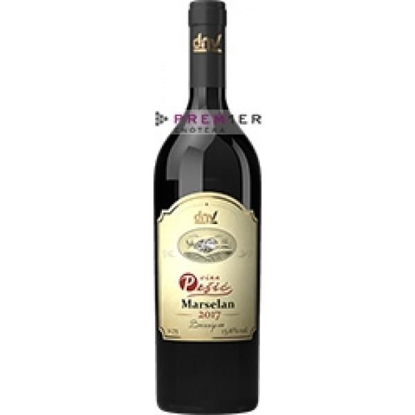 Vina Pešić Marselan Barrique vino