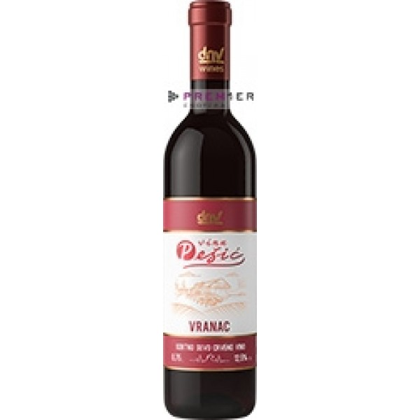 Vina Pešić Vranac crveno vino