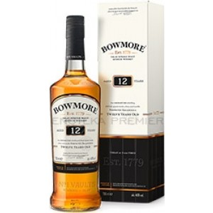 Bowmore 12YO Islay Single Malt