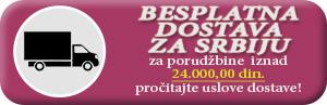 Dostava Srbija